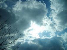 beautiful cloud photo